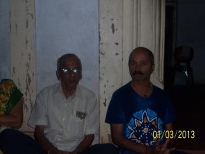 Mr Pai & Shripad Kamat
