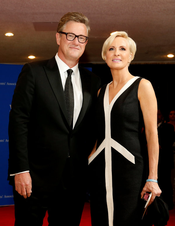 Mika Brzezinski Says Trump's Tweets Reveal a 'Childlike Ego'