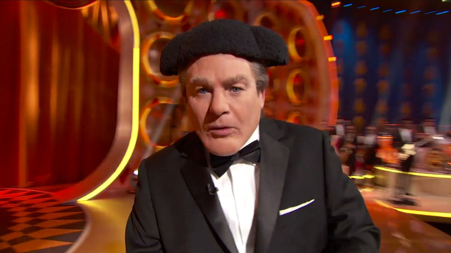 "Mike Myers's Strange Resurfacing on ""The Gong Show"""