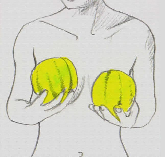 different-size-breasts